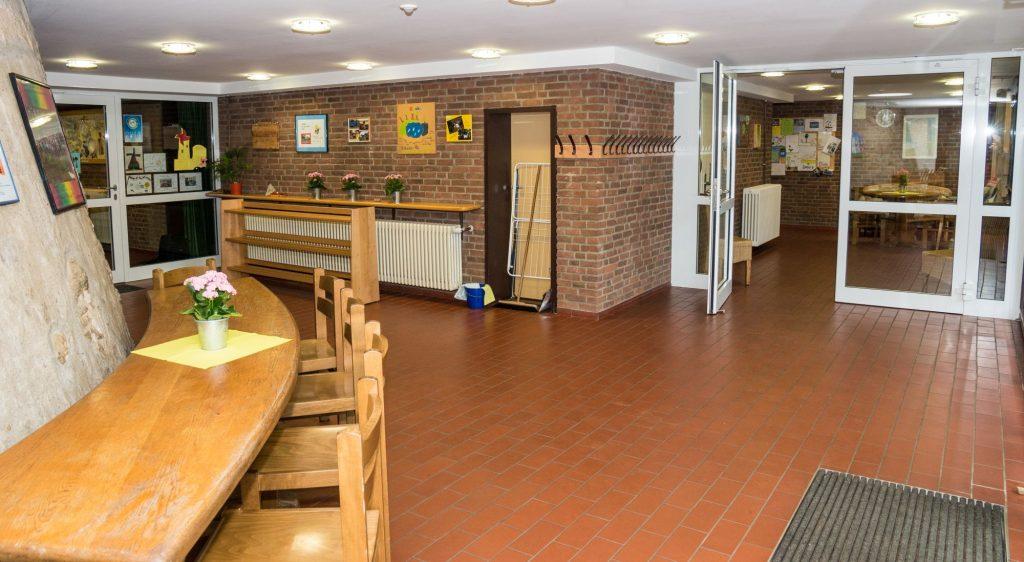 Mühlenturm Foyer