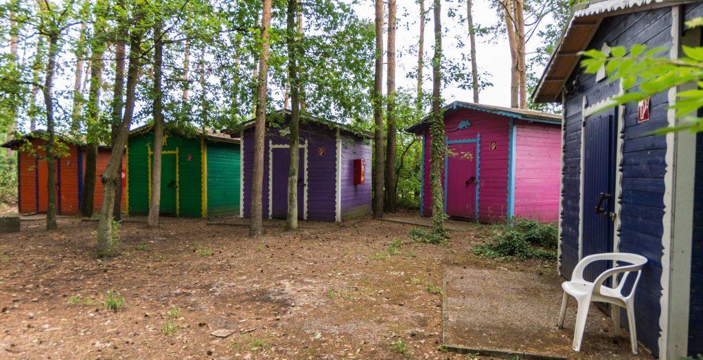 Die Sommerhäuser