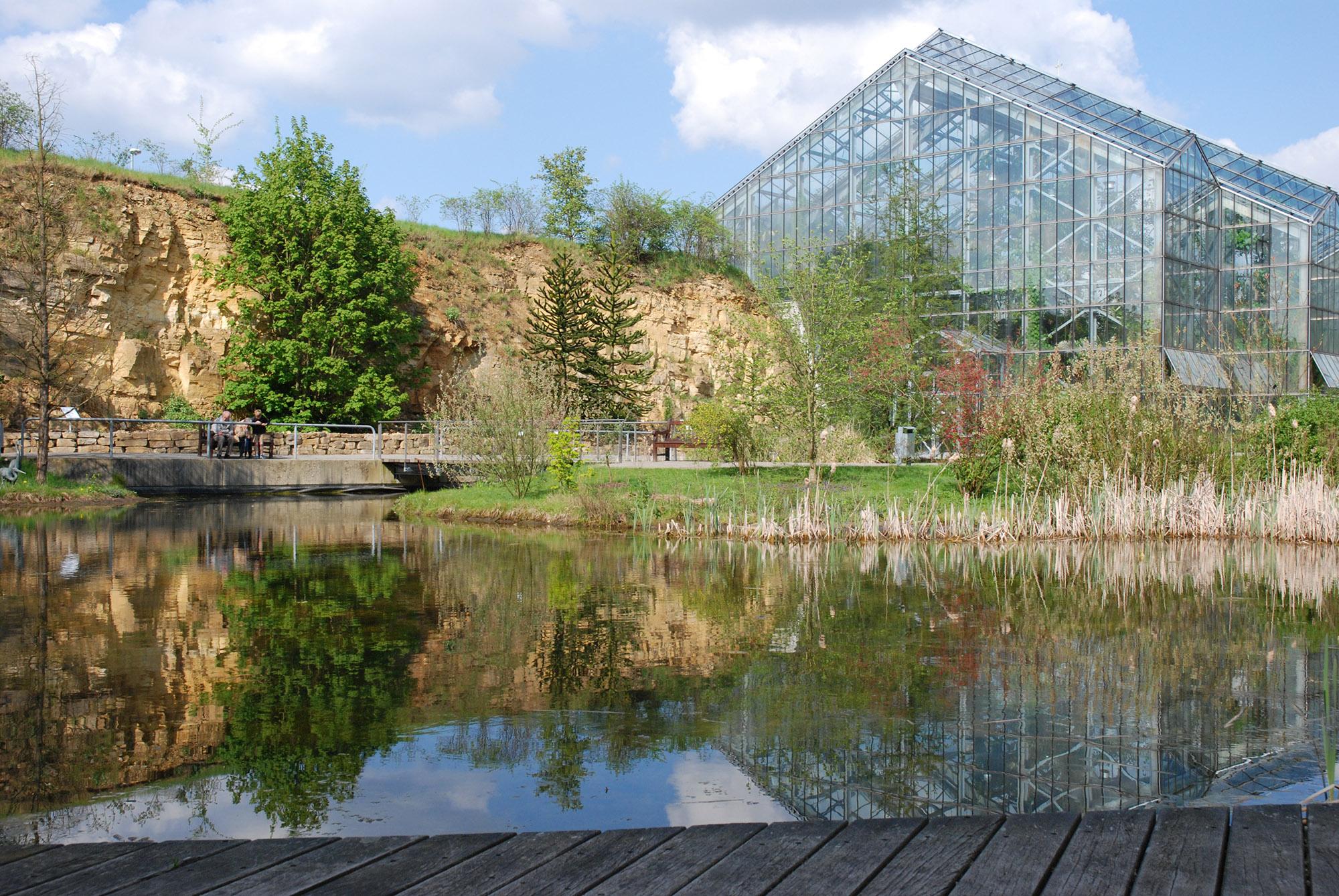 Botanischer Garten | Hollager Mühle